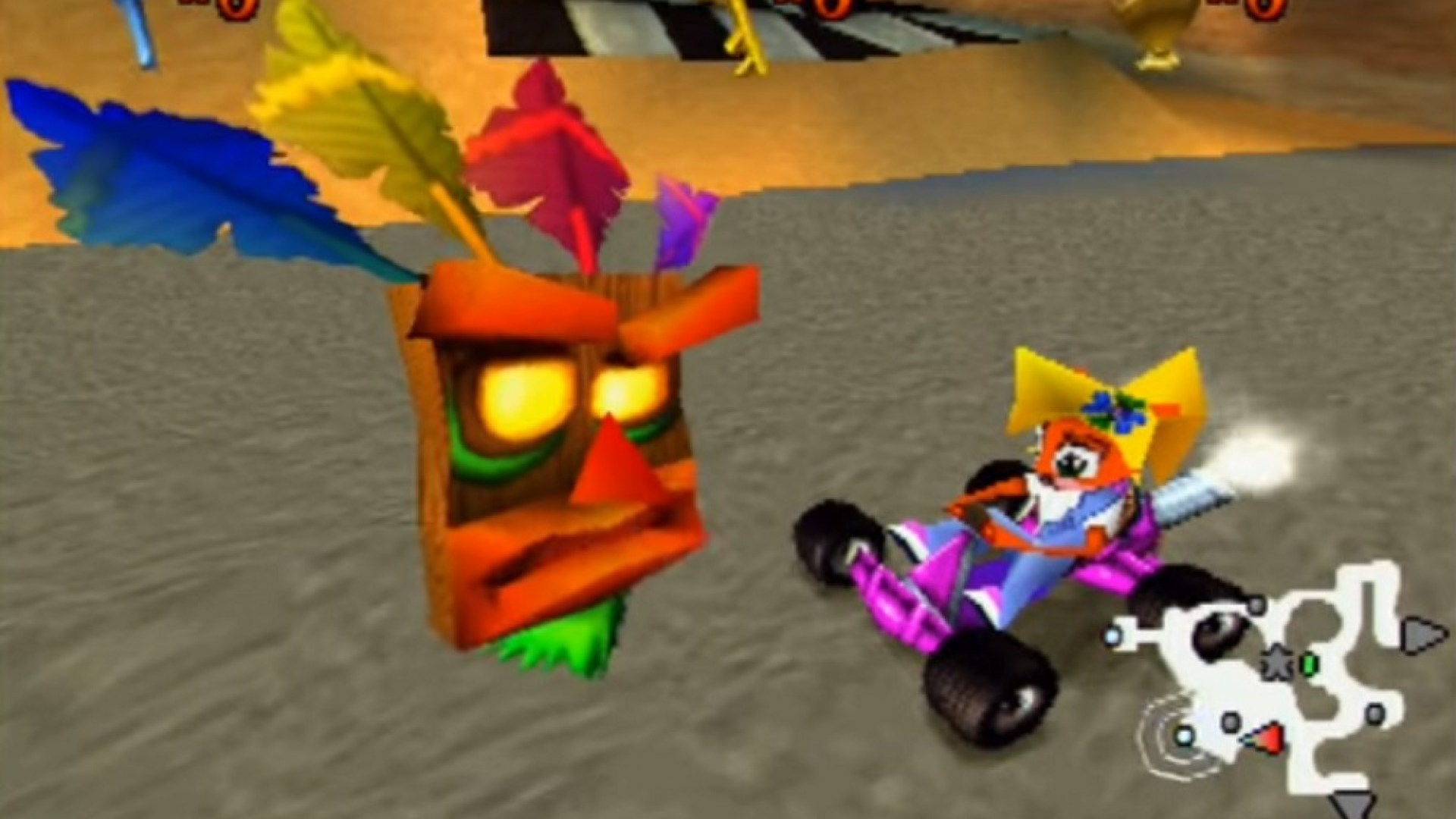 Crash Team Racing Nitro-Fueled announced for Xbox One, Nintendo Switch and PS4