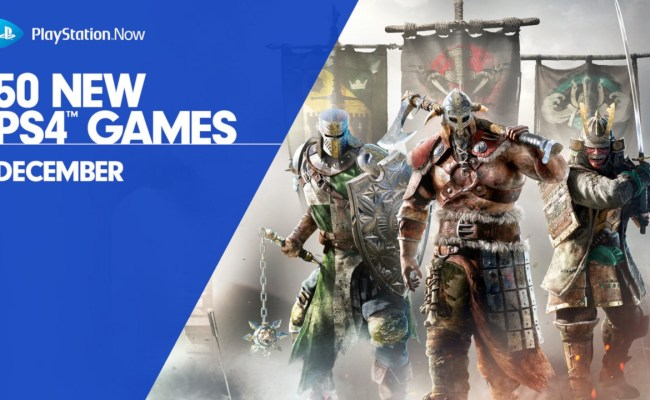 December Update For Ps Now Adds 50 More Ps4 Games