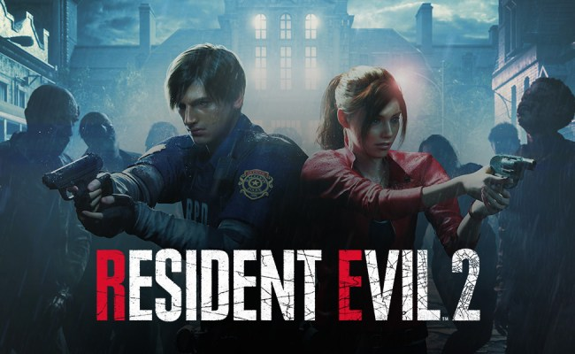 Giveaway Resident Evil 2 Xbox One Mspoweruser