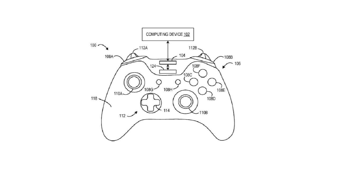 Xbox One controller patent features numerous improvements