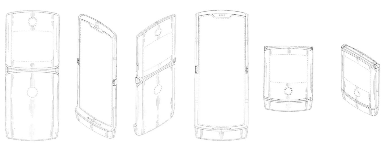 Motorola's RAZR foldable phone is still in the pipeline