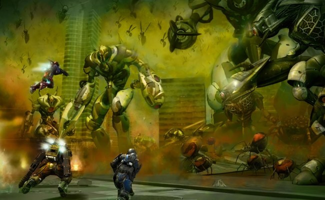Earth Defense Force Headlines May 2019 Games With Gold