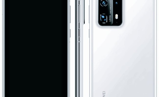 Details About The Massive Rear Camera Setup Of Huawei P40