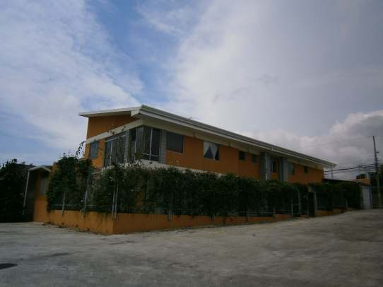Fachada Casa Costa Rica