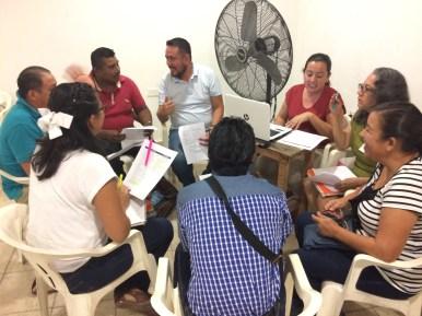 Asamblea parroquial de Planeación estratégica (Renovación del Plan Pastoral Parroquial).