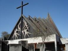 Parroquia de la Sta. Cruz del Pedregal