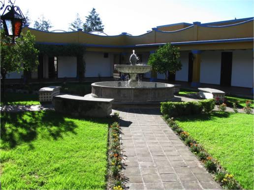 Jardín Casa Conchita