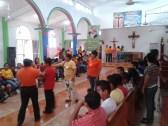 Grupos parroquiales Comalcalco