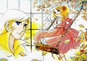 Candy and Amnesiac Albert, illustrated by Yumiko Igarashi and written by Kyoko Mizuki
