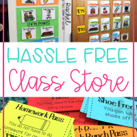 Hassle-Free Class Store
