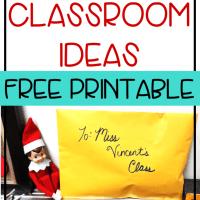 20 Elf on the Shelf Classroom Ideas
