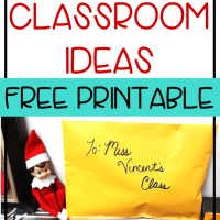20 Elf on the Shelf Classroom Ideas