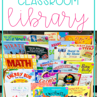 Tips for Your Classroom Library Set Up