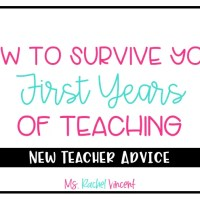 New Teacher Advice for Elementary Teachers