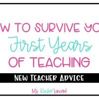 New Teacher Advice for Elementary Teachers
