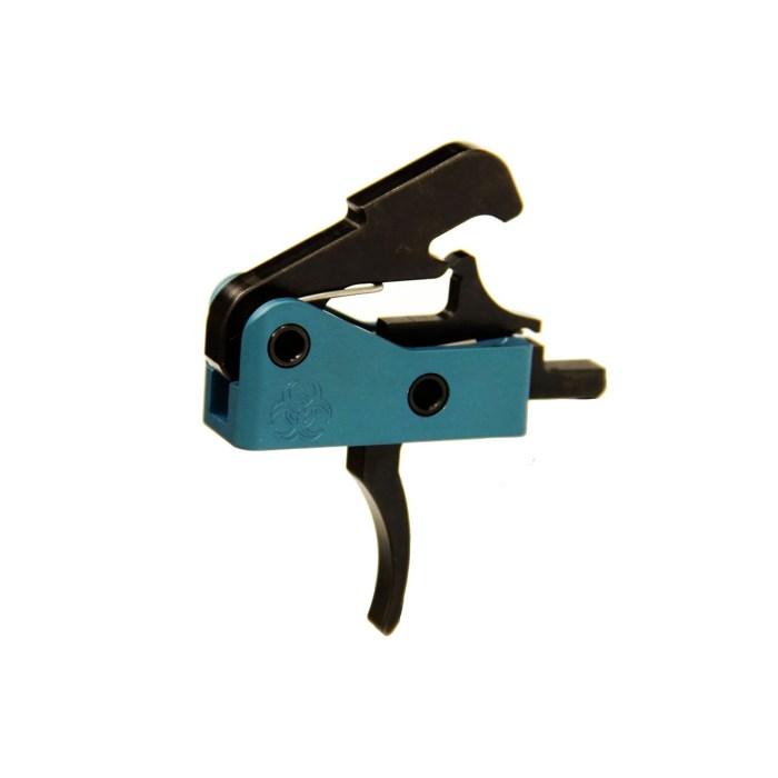 Black Rain Ordnance Drop in 3.5 LB Trigger With KNS Anti-Rotation Pin Kit - MSR Arms 1