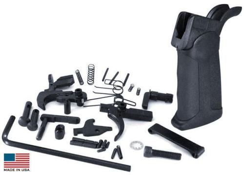 KE Arms Enhanced AR-15 Lower Parts Kit