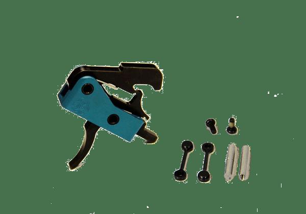 Black Rain Ordnance Drop in 3.5 LB Trigger With KNS Anti-Rotation Pin Kit -MSR Arms
