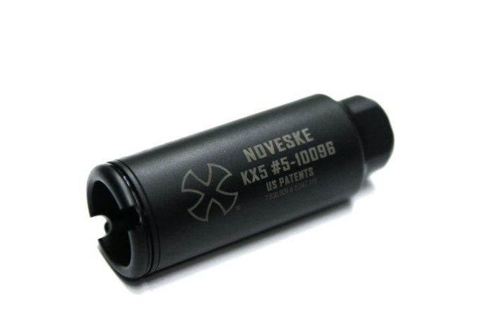 """Noveske """"Flaming Pig"""" KX5 Flash Suppressor (Options)"""