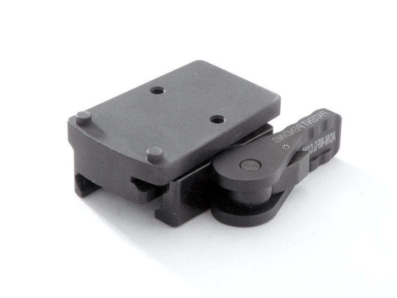 American Defense Mfg. Trijicon RMR Mount Co-witness Right Handed QR