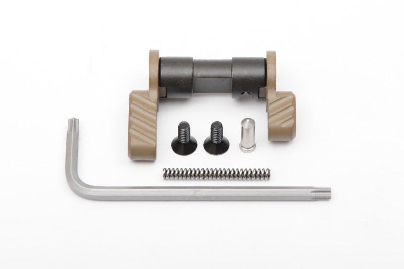 Battle Arms Development BAD-ASS Ambi Safety Selector AR15 / AR10 (Options)