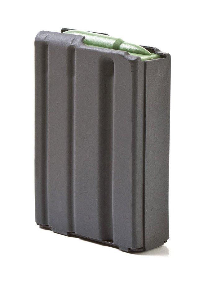 Ammunition Storage Components .223 Aluminum - 5 Rd Magazine