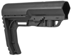 Mission First Tactical Battlelink Minimalist Stock – Fits Mil-Spec Buffer Tubes (Options)