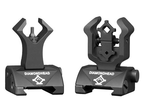 Diamondhead Combat Sight (ISS) Integrated Sighting System Package
