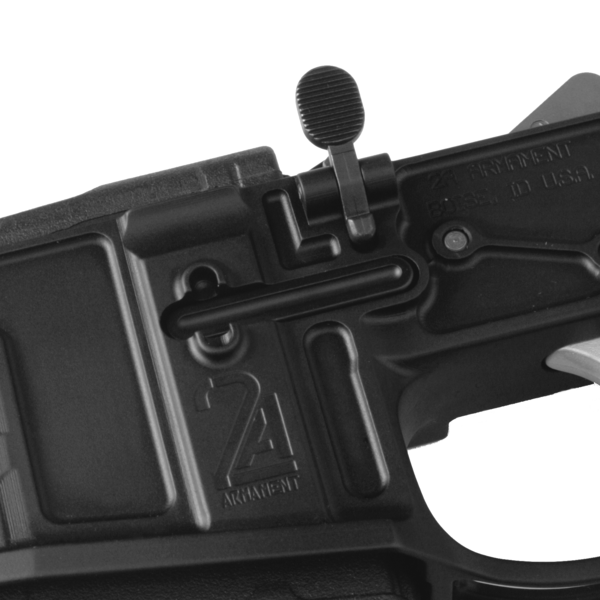 2A Armament Magazine & Bolt Catch Assembly (Options)