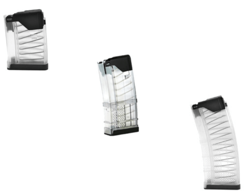 Lancer A5 Advanced Warfighter Magazine (AWM) - Transparent (Options)