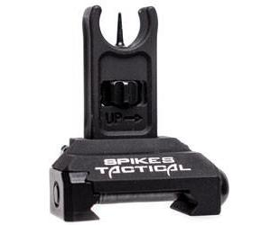 Spike's Tactical Gen2 Micro Folding Sight - Front