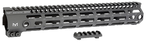 Midwest Industries Gen3 M-Series Free Float Handguard (Options)