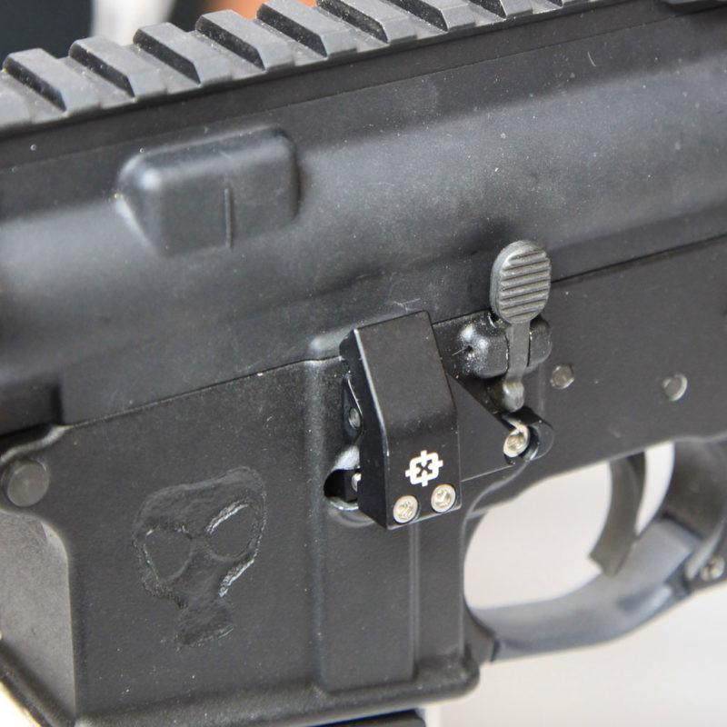 Cross Armory Safe Mag For Mil-Spec Receivers