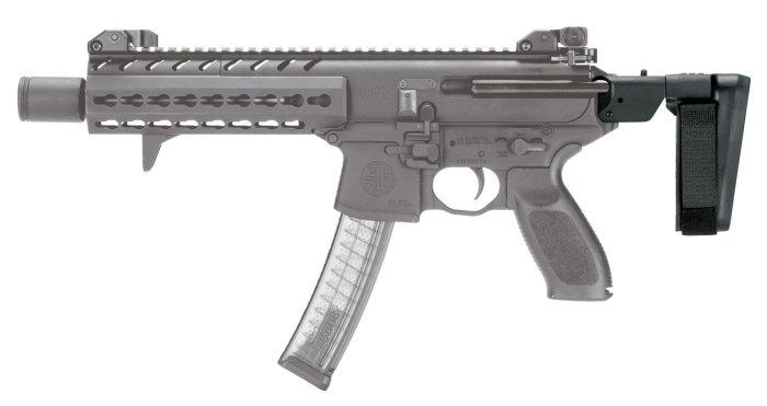 SB Tactical MPX PSB Stabilizing Brace