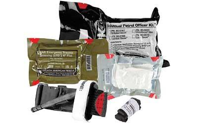 North American Rescue Individual Patrol Officer Kit