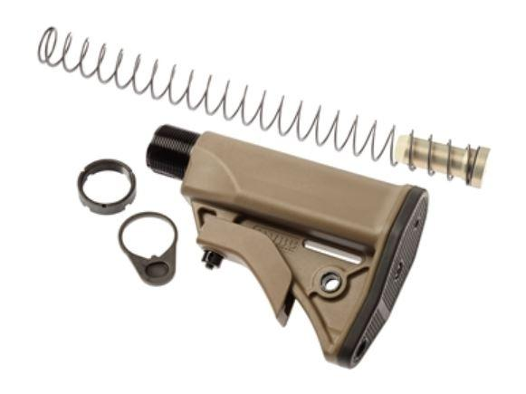 LWRCI Ultra-Compact UCIW Stock Kit (Options)