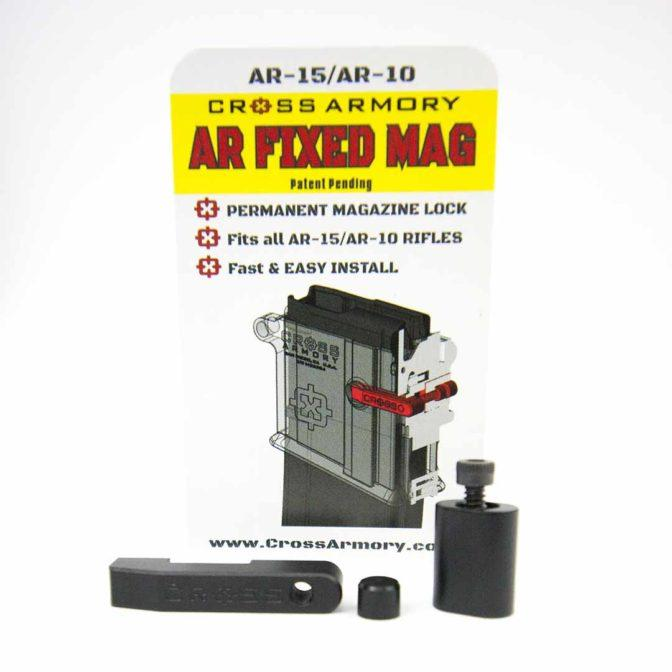 Cross Armory AR FIXED MAG