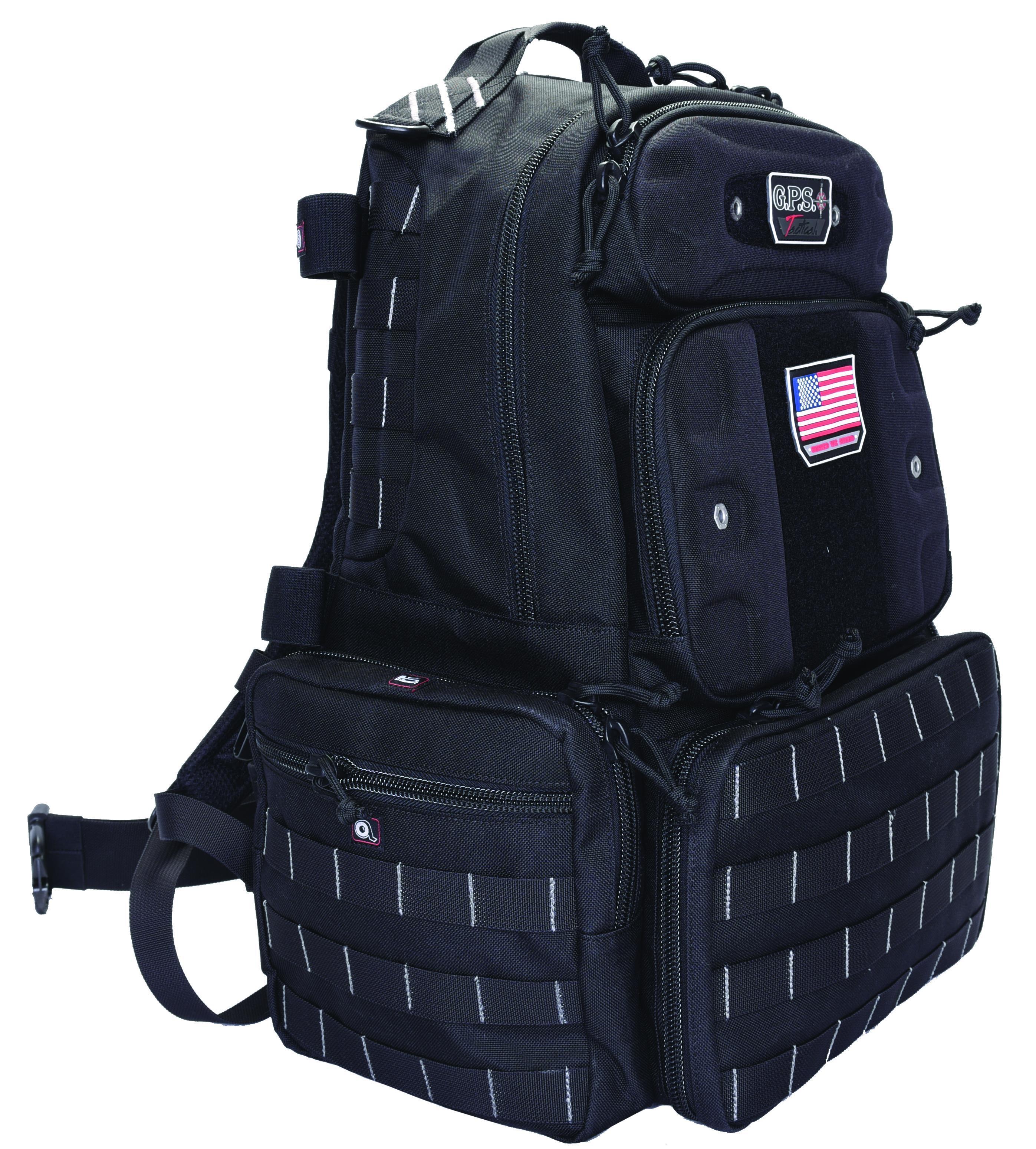 GPS Tactical Range Backpack - Tall