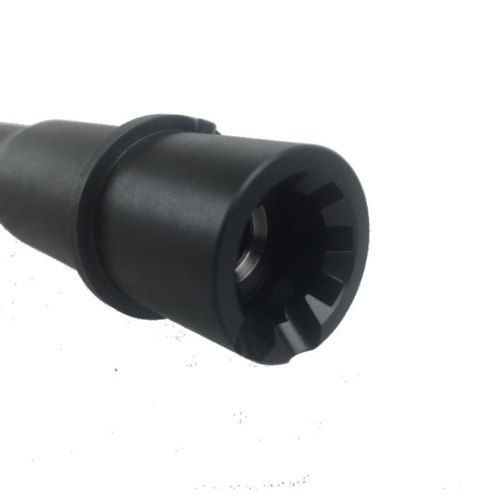 Criterion Barrels Nitride Finish Stainless Steel Hybrid Contour Barrel .224 Valkyrie (Options)