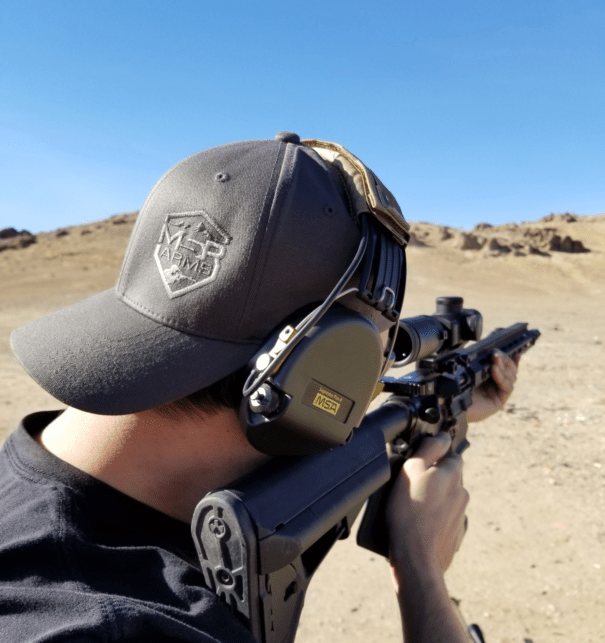 MSR Arms FlexFit Hat