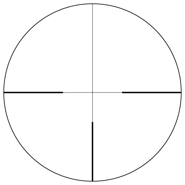 Shepherd Scopes Rugged Series Scope 2.5-15x50 Red Dot Crosshair