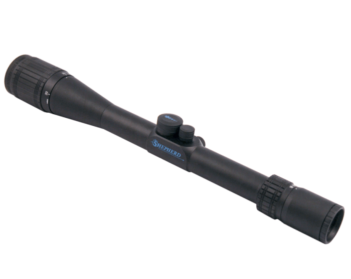 Shepherd Scopes Dual Reticle System (DRS) V-Tactical Series Scope 6-18x42 (Options)