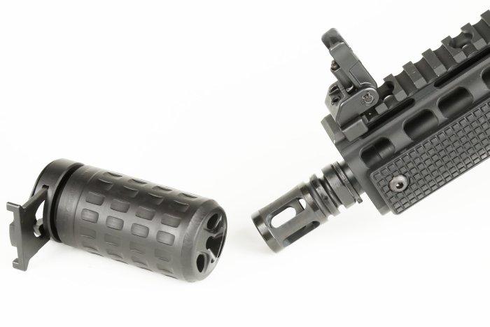 Griffin Armament QD Blast Shield Gen 2