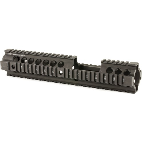 Midwest Industries Free Float 2 Piece Extended Length Carbine Handguard - MSR Arms