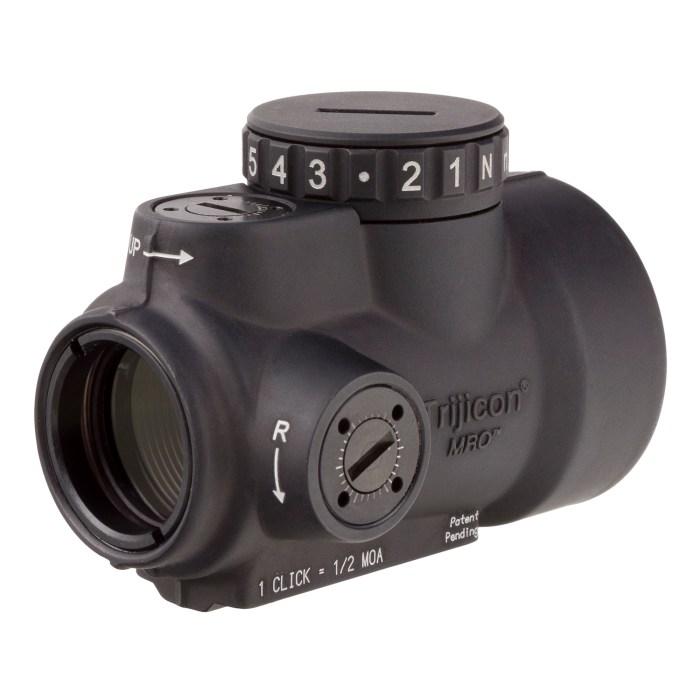 Trijicon MRO 2.0 MOA Red Dot - MSR Arms 3
