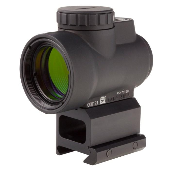 Trijicon MRO 2.0 MOA Red Dot - MSR Arms 6