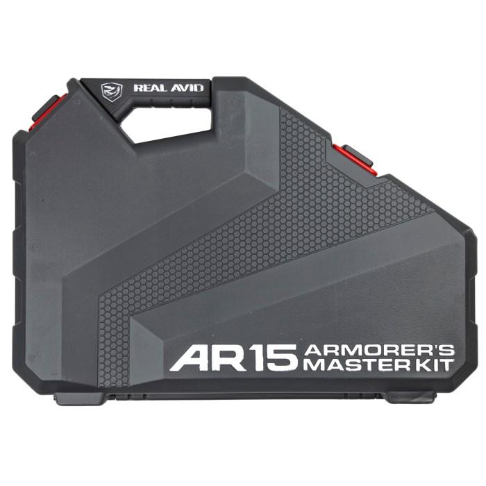 Real Avid AR-15 Armorer's Master Kit - MSR Arms 1