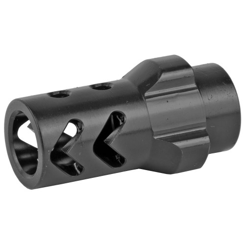 Angstadt Arms 9mm 3-Lug Muzzle Brake - MSR Arms