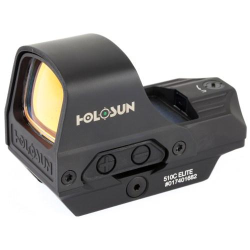 Holosun Optics HE510C-GR Open Reflex Optical Sight - MSR Arms