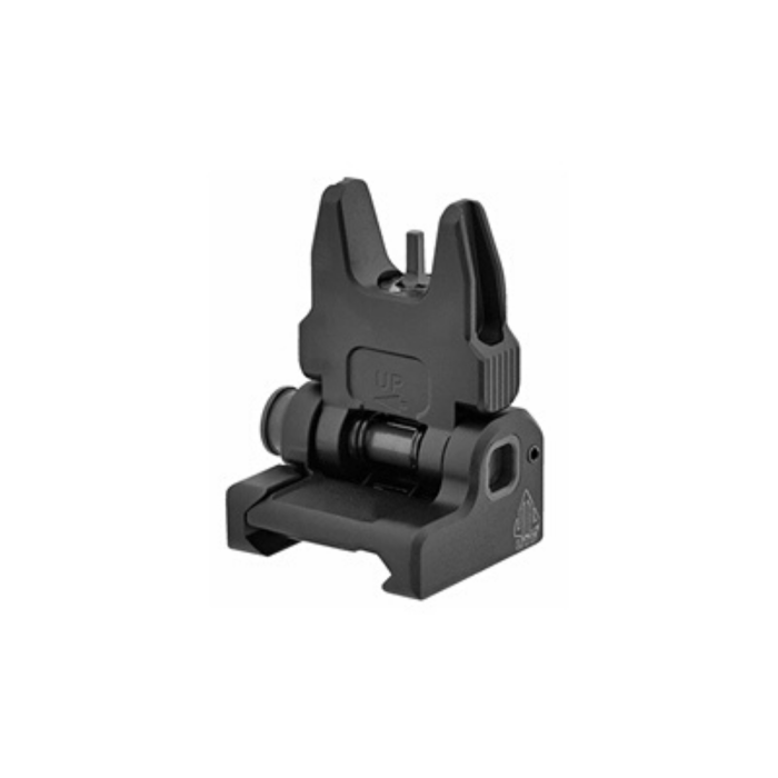 Leapers UTG Accu-Sync Spring-loaded AR-15 Flip-up Front Sight - MSR Arms